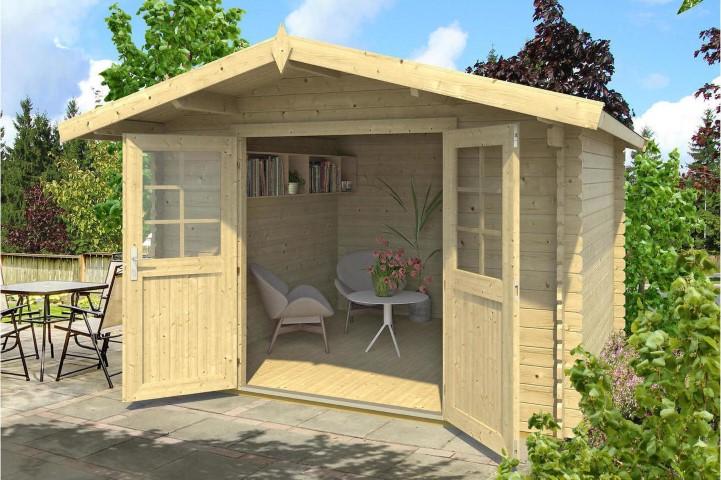498f6387905c Ξύλινο Σπίτι Δάφνη 320 x 260 cm – GardenGallery