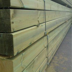 κολώνα ξύλινη