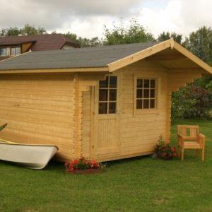 5032a30daad6 Ξύλινο Σπίτι Αθηνά 410 x 410 cm – GardenGallery